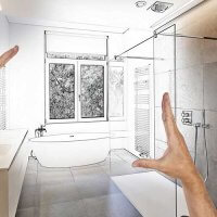 De Rénovation Dune Salle De Bain - Cout creation salle de bain