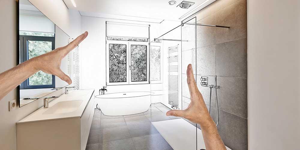 Prix de rénovation d\'une salle de bain