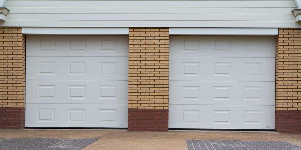 Dimension d un garage urgent dimension de poutre 13 - Dimension porte garage double ...