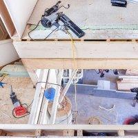 Aménager une trémie d'escalier