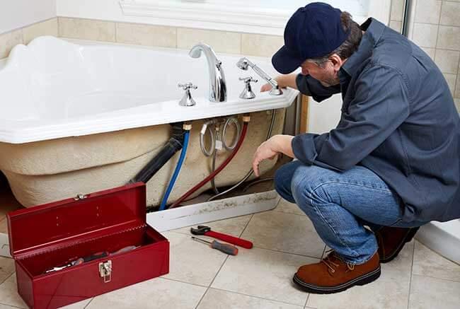 remplacer ancien robinet de baignoire - Changer Le Robinet D Une Baignoire