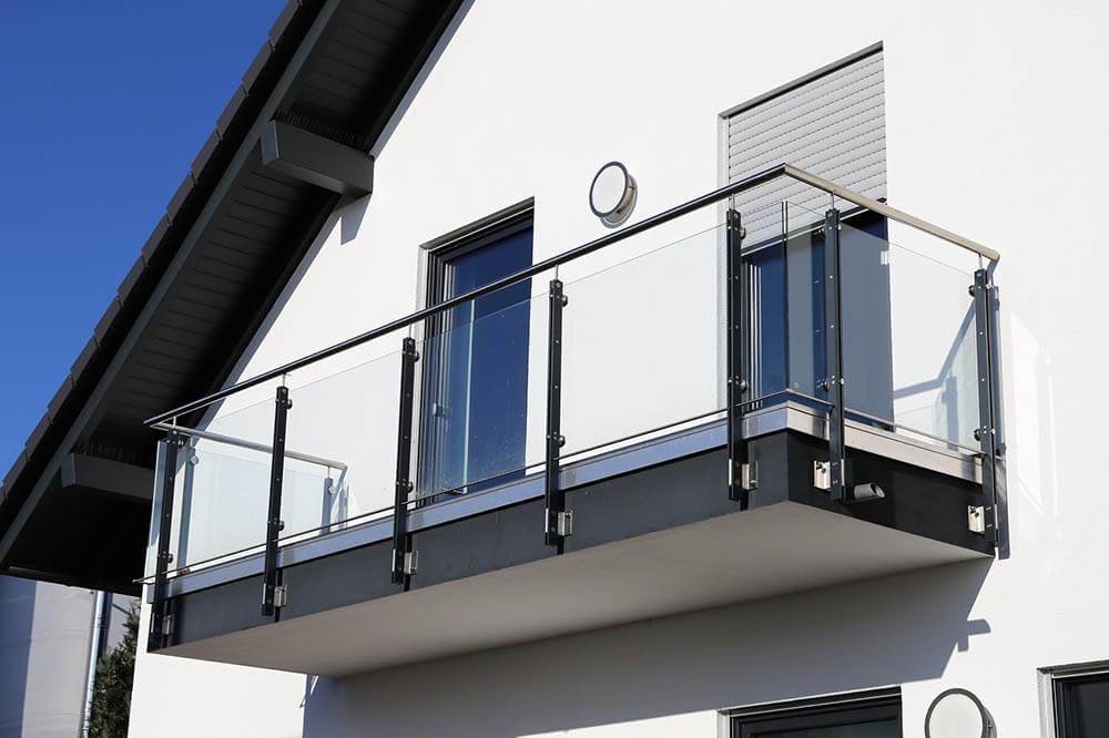 Normes et hauteur d un garde corps for Fenetre escalier
