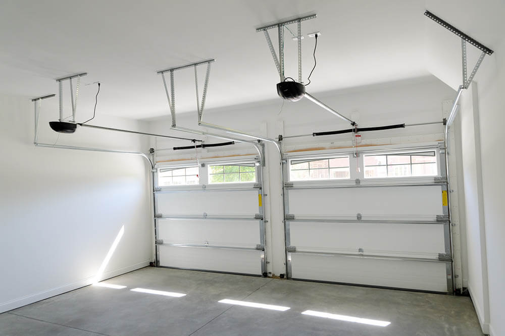 Dimensions de porte de garage standard for Dimension de porte