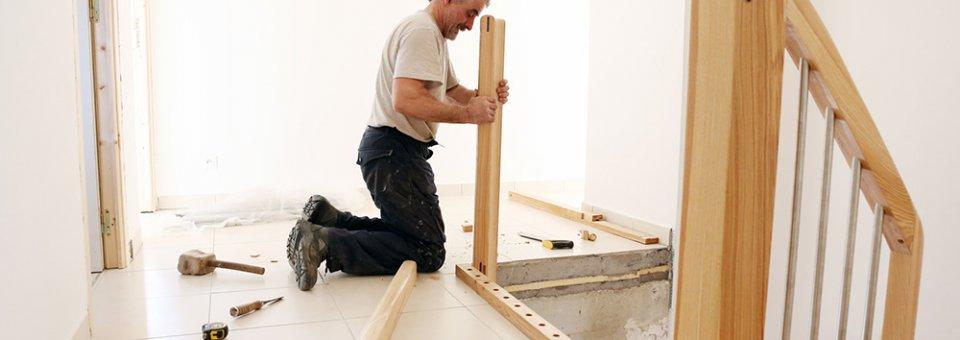 Sécurité et normes pour un escalier