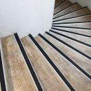 Nez de marche d'escalier : sécurité et normes