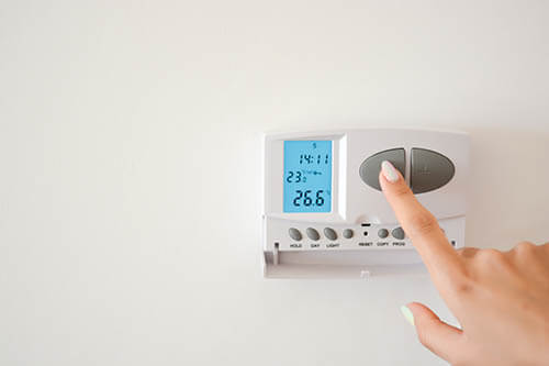 regulation chauffage thermostat
