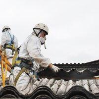 Rénovation de toiture en fibro ciment