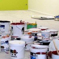 Calculer la quantité de peinture