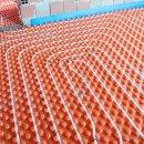 Installer un plancher chauffant à eau