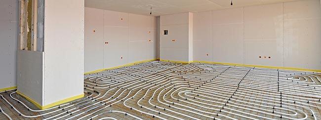 Installer un plancher chauffant eau for Pose plancher chauffant eau