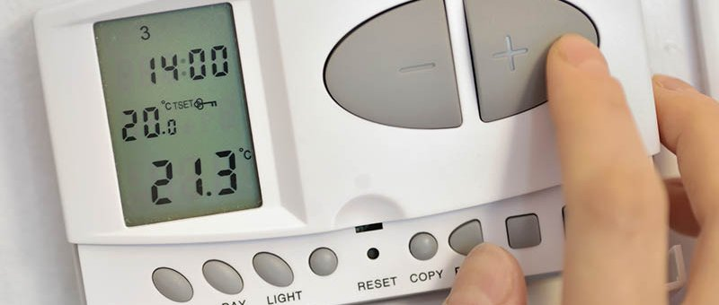 Programmation d'un chauffage électrique et central