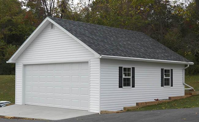 faire un garage