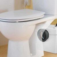 Tarif de pose des WC sanibroyeur