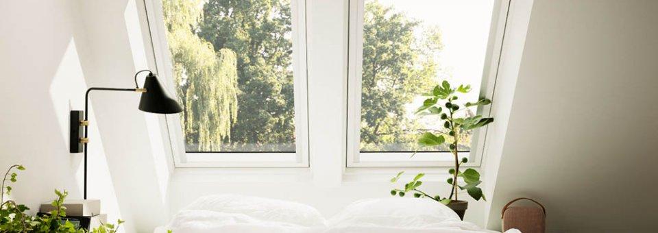 Différence entre les fenêtres de toit Velux Confort et Tout Confort