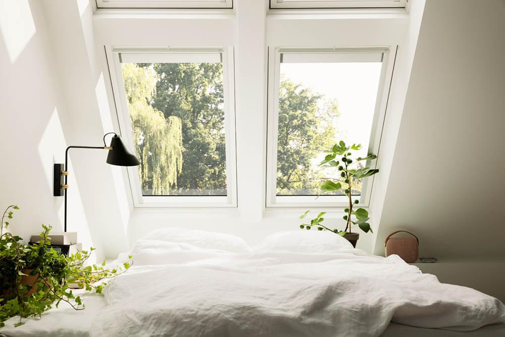 diff rence entre les velux confort et tout confort. Black Bedroom Furniture Sets. Home Design Ideas