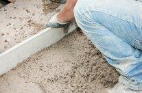 Épaisseur d'une dalle de béton