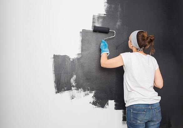 comment poser une peinture anti humidité