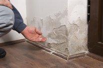 Traitement humidité des murs par injection