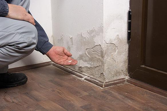 faire un cuvelage des murs