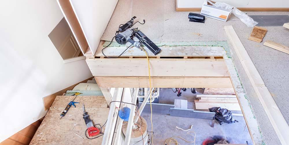 installer une rampe d escalier. Black Bedroom Furniture Sets. Home Design Ideas