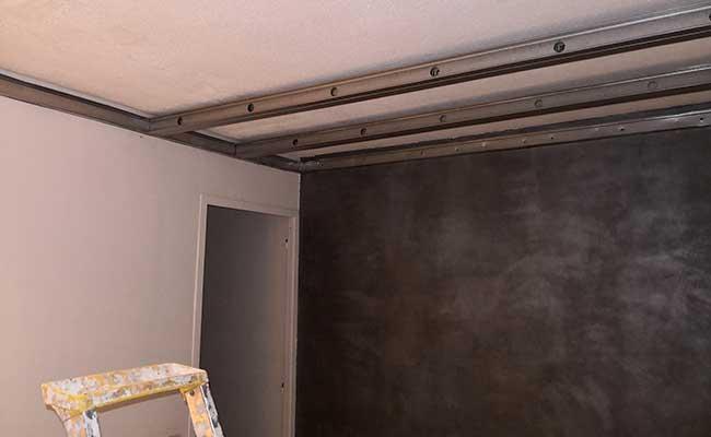 pose placo phonique plafond