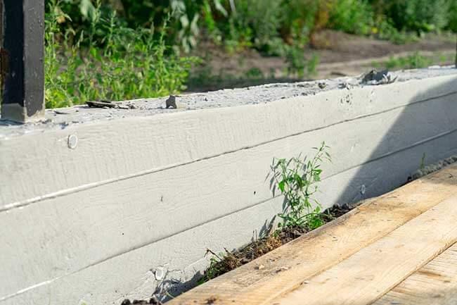 combien coûte pose clôture béton