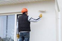 Comment peindre un mur extérieur?