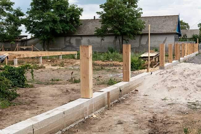comparatif types clôture béton