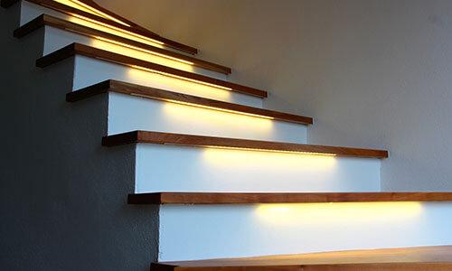 escalier craque solution