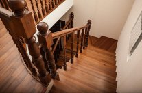 Escalier qui grince, que faire ?