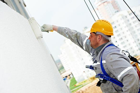 comment peindre un mur exterieur