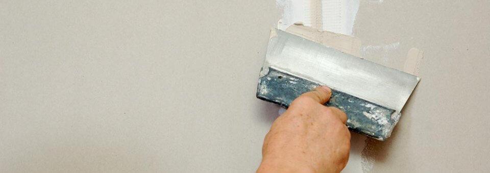 Poser une bande à joint de placo: la méthode