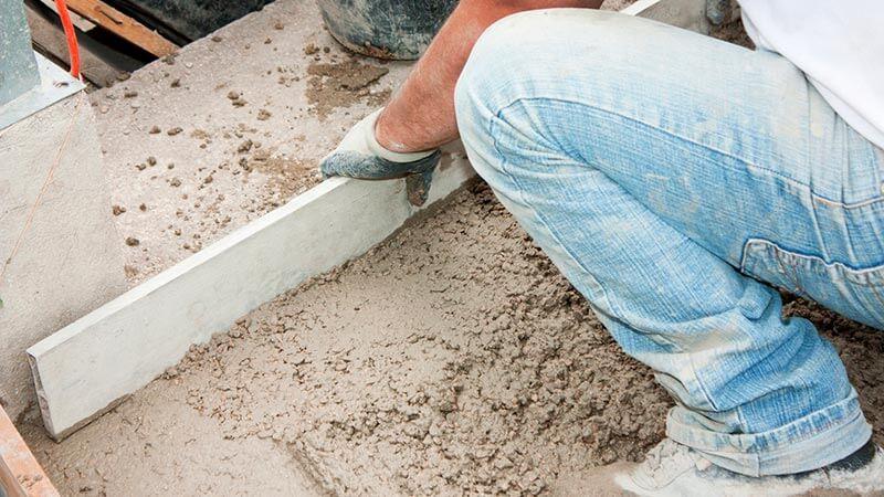 quantite beton