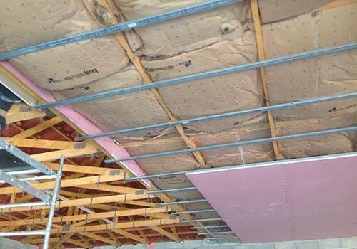 plafond ba13 coupe feu