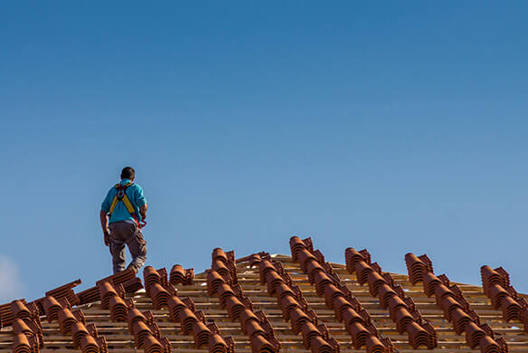 comment déposer une toiture