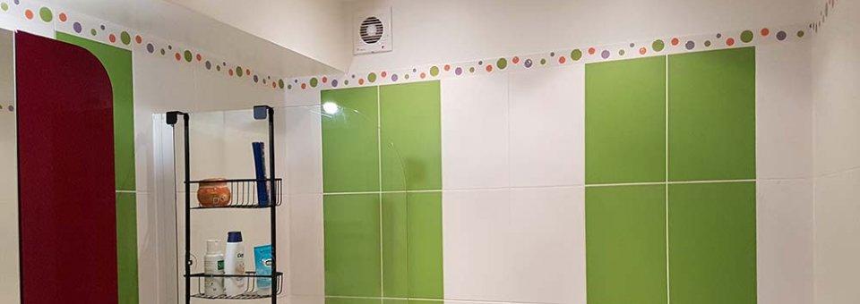 Prix de pose d'un extracteur d'air pour salle de bains