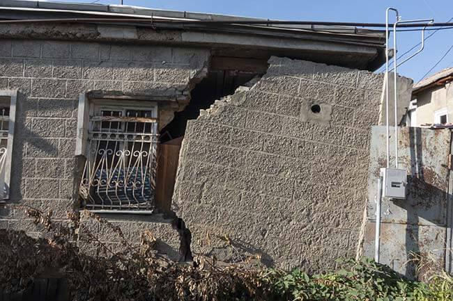 contacter expert fissures bâtiment