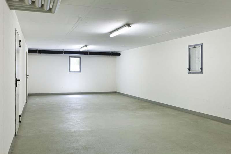 quelle peinture pour sol garage