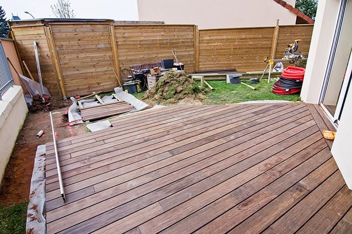chiffrer budget terrasse bois