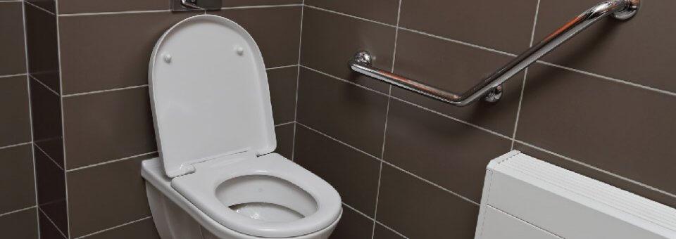 Dimension standard de WC suspendus
