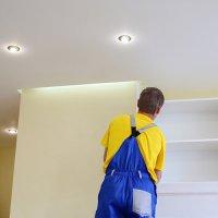 Faire un faux plafond suspendu