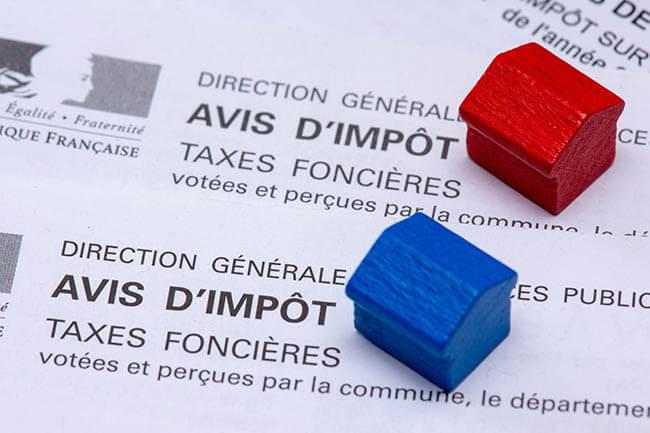 réévaluation imposition maison agrandissement