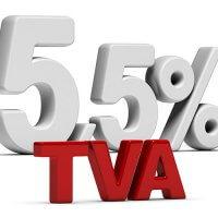 TVA travaux 2021 de 5,5%: TVA à taux réduit pour quels travaux ?
