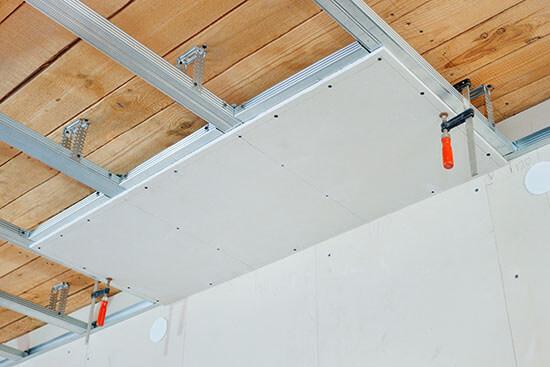 visser placo faux plafond