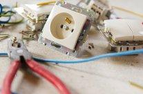 Prix d'un remplacement de prise électrique