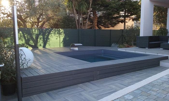 coût m2 terrasse bois composite