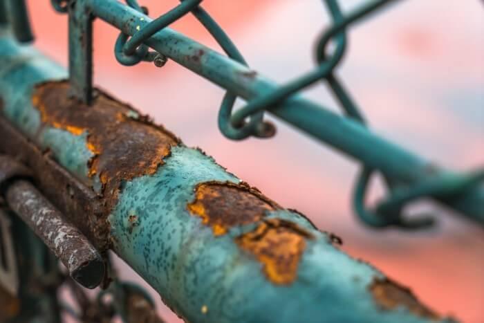 tarif pour repeindre un portail en fer