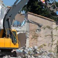 Coût d'une démolition de maison