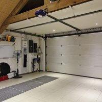 Type d'ouverture pour une porte de garage