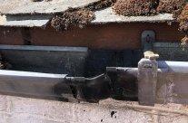 Réparer une gouttière PVC, alu ou zinc
